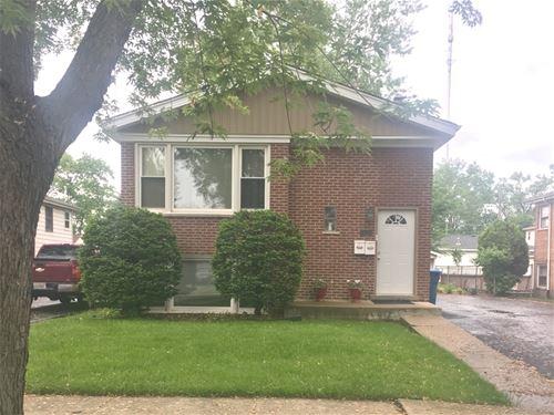 14929 S Cleveland, Posen, IL 60469