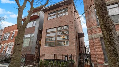 519 N Wood, Chicago, IL 60622 East Village