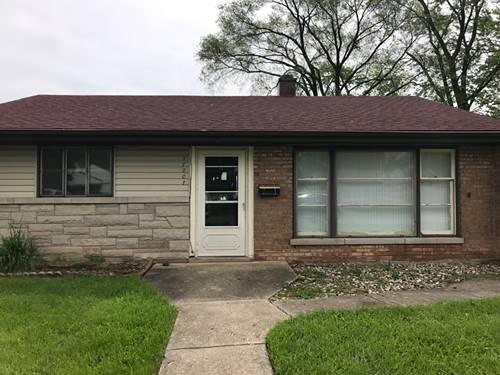 17007 Park, Lansing, IL 60438