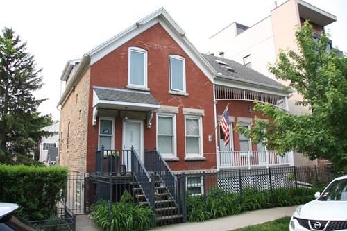 2331 W Lyndale, Chicago, IL 60647 Bucktown