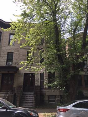 3218 N Seminary Unit 3, Chicago, IL 60657 Lakeview