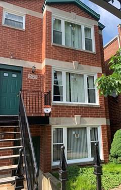 2420 W Taylor Unit 1, Chicago, IL 60612 Lawndale