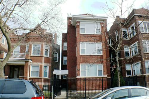 4831 N Sawyer Unit G, Chicago, IL 60625 Albany Park