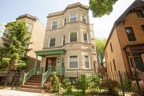 3131 N Clifton Unit 1, Chicago, IL 60657 Lakeview