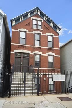 1347 N Greenview Unit 3F, Chicago, IL 60642 Noble Square