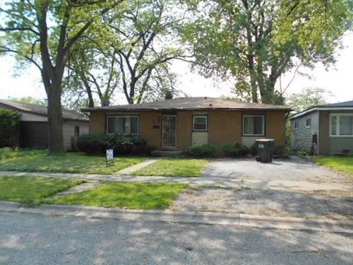 15426 Dorchester, Dolton, IL 60419