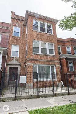 3613 W Palmer Unit 1, Chicago, IL 60647 Logan Square