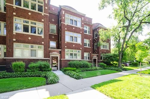 825 Ridge Unit 2, Evanston, IL 60202