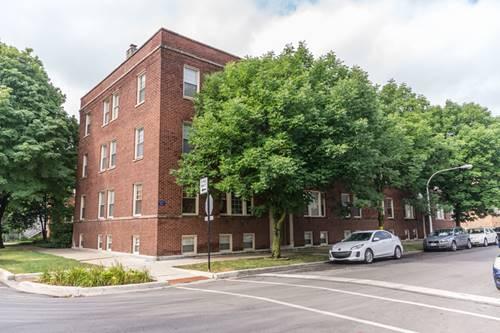 3041 W Belle Plaine Unit G, Chicago, IL 60618 Irving Park
