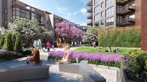1255 N Paulina Unit 1650D, Chicago, IL 60622 Wicker Park