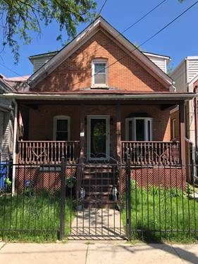 3039 N Honore, Chicago, IL 60657 Hamlin Park