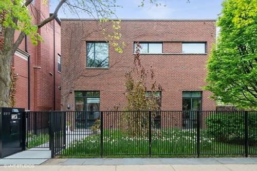 2517 N Greenview, Chicago, IL 60614 Lincoln Park