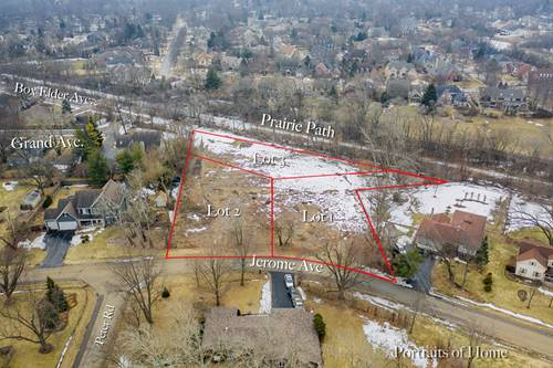 Lot 1 Jerome, Wheaton, IL 60187