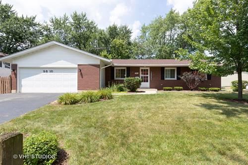 2810 Williams, Woodridge, IL 60517