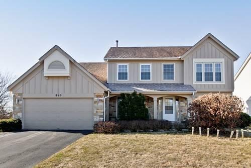 865 Vernon, Buffalo Grove, IL 60089