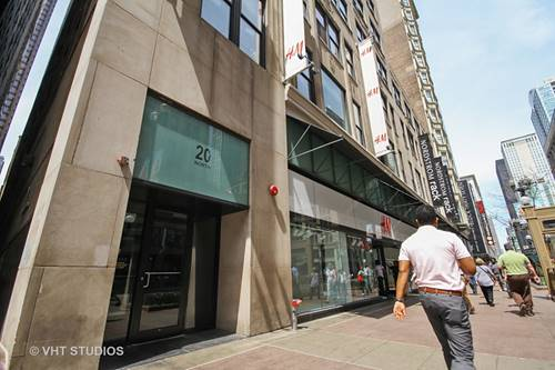 20 N State Unit 1001, Chicago, IL 60602 The Loop