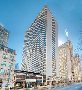 535 N Michigan Unit 1508, Chicago, IL 60611 Streeterville