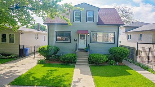 3108 N Osceola, Chicago, IL 60707 Belmont Heights