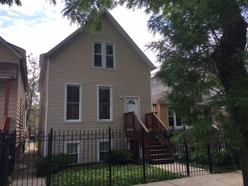 3509 W Cortland, Chicago, IL 60647 Logan Square