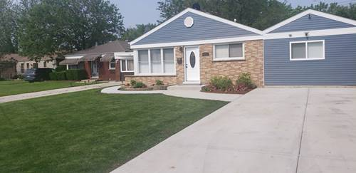 8354 S Kilpatrick, Chicago, IL 60652 Scottsdale