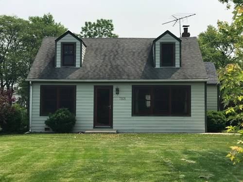 7305 Banks, Justice, IL 60458