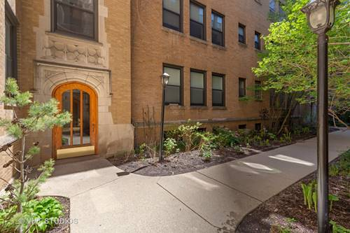 636 W Waveland Unit 1F, Chicago, IL 60613 Lakeview