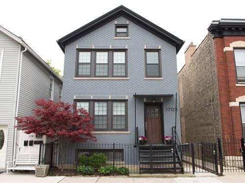 1703 W Augusta, Chicago, IL 60622 East Village