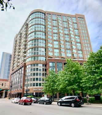 600 N Kingsbury Unit 1109, Chicago, IL 60654 River North