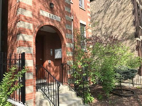 1042 N Wood Unit 2, Chicago, IL 60622 East Village