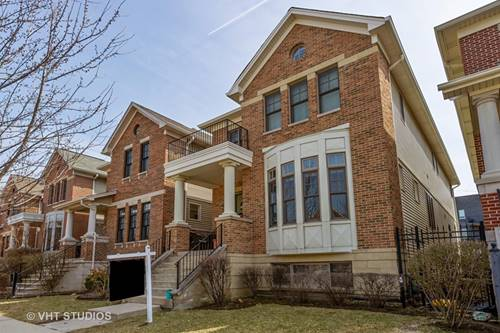 2523 W Patterson, Chicago, IL 60618 Northcenter