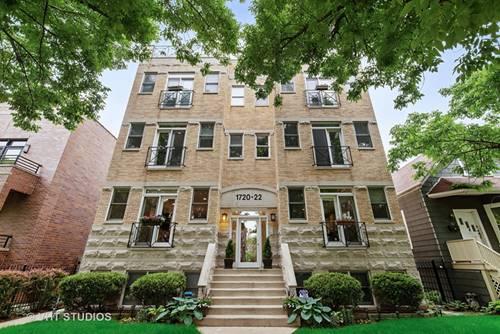 1722 W Berwyn Unit 1W, Chicago, IL 60640 Andersonville