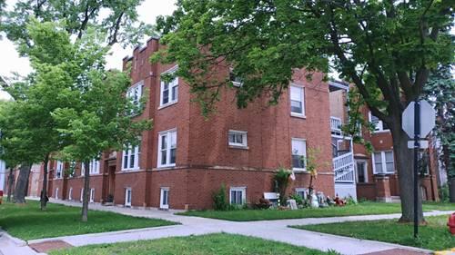 3505-11 N Lockwood, Chicago, IL 60641 Portage Park