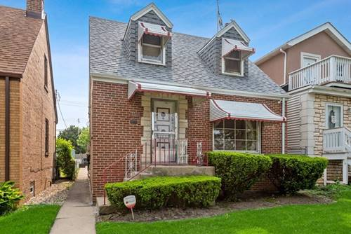 3345 N Oriole, Chicago, IL 60634 Belmont Heights