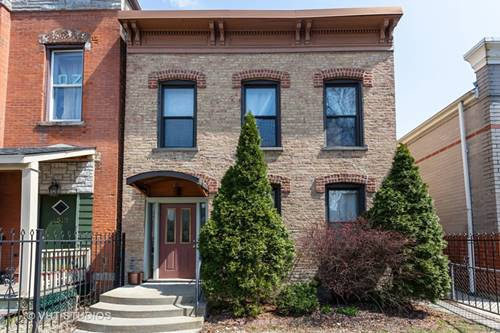 1511 N Maplewood, Chicago, IL 60622 Humboldt Park