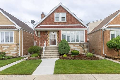 5530 S Mcvicker, Chicago, IL 60638 Garfield Ridge