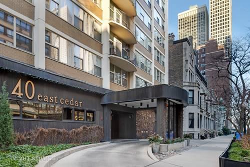 40 E Cedar Unit 19B, Chicago, IL 60611 Gold Coast
