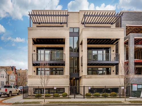 1360 W Walton Unit 2E, Chicago, IL 60642 Noble Square