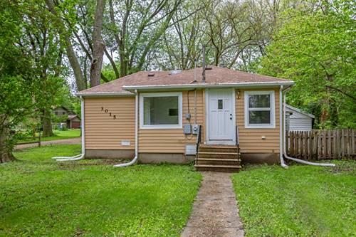 3015 S Bergman, Holiday Hills, IL 60051