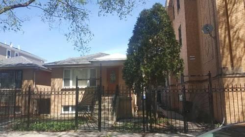 3562 W Cortland, Chicago, IL 60647 Logan Square