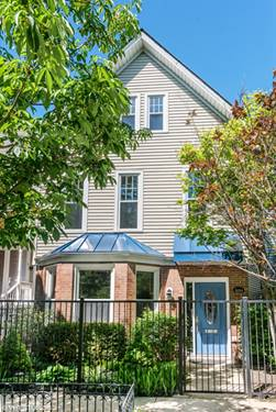 3054 N Clifton, Chicago, IL 60657 Lakeview