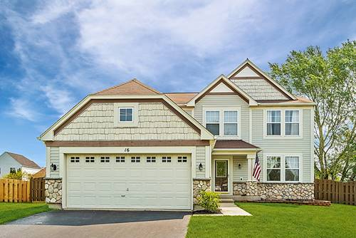 16 Sussex, Lake In The Hills, IL 60156