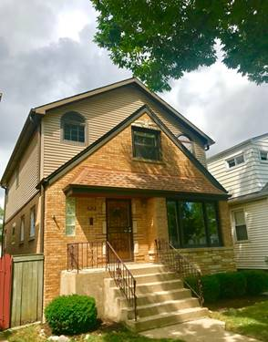5218 N Nashville, Chicago, IL 60656 Norwood Park