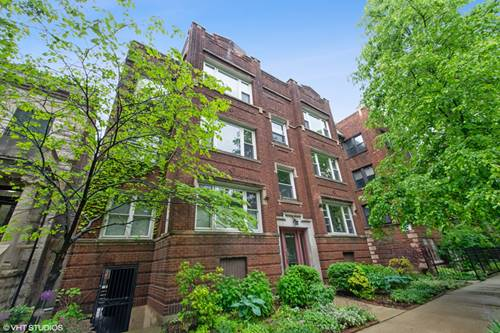 5244 N Glenwood Unit 3, Chicago, IL 60640 Andersonville