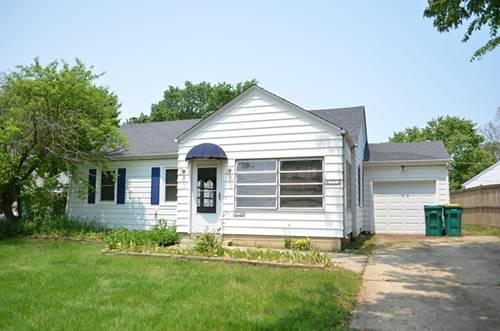 1509 Jones, Joliet, IL 60435