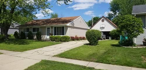 513 S Park, Streamwood, IL 60107