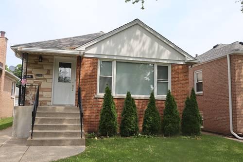 5041 N Melvina, Chicago, IL 60630 Jefferson Park