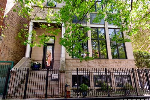 2011 W Potomac, Chicago, IL 60622 Wicker Park