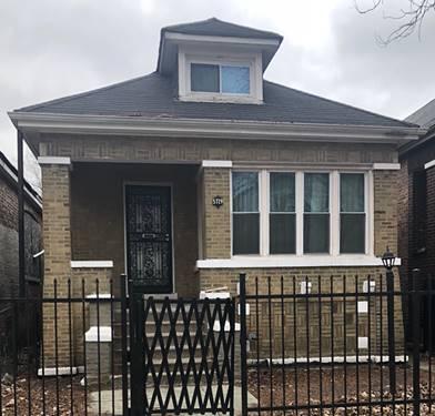 5729 S Loomis, Chicago, IL 60636 Englewood