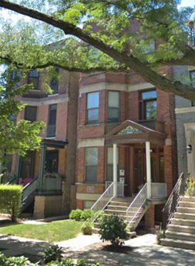 3616 N Bosworth Unit 1, Chicago, IL 60613 Lakeview