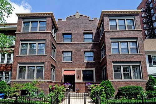 742 W Bittersweet Unit 1W, Chicago, IL 60613